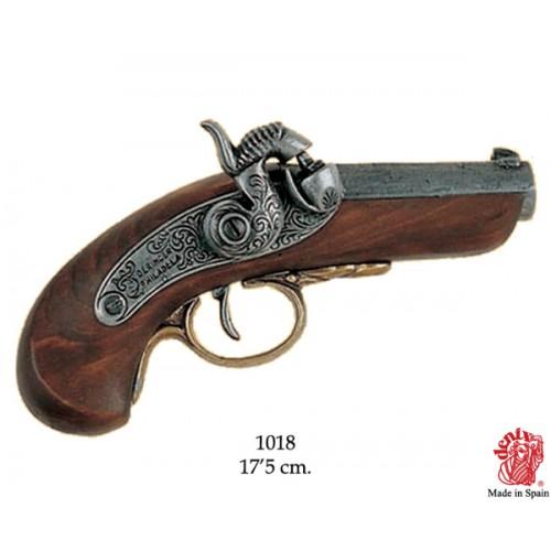 Pistola Baby Philadelphia Derringer, USA 1850