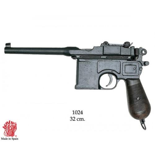 Pistola tedesca (I e II Guerra Mondiale)