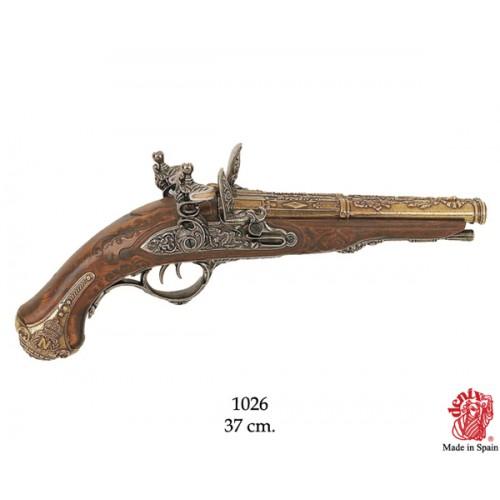 Pistola con 2 canne,Francia 1806