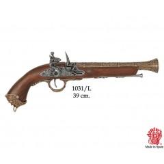 Pistola italiana,secolo XVIII