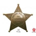 Stella Indian Police Tahlequah