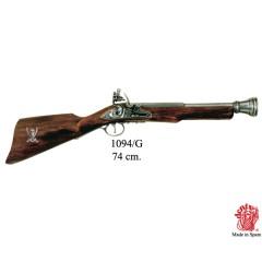 Fucile Trabuco Pirata XVIII sec