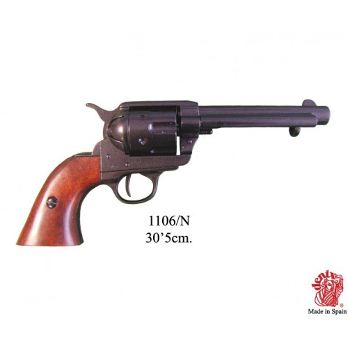Revolver calibro 45 Peacemaker 5½ Scuro