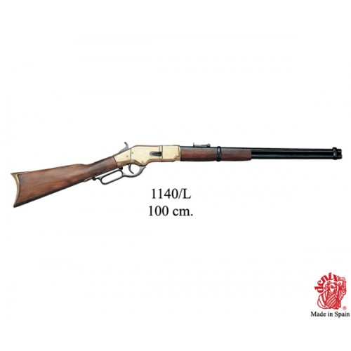Carabina modello 66 Winchester USA 1866 (cassa dorata)