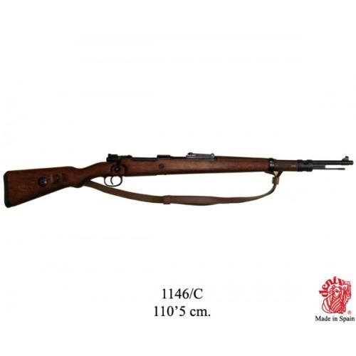 Carabina 98K Mauser con cintura
