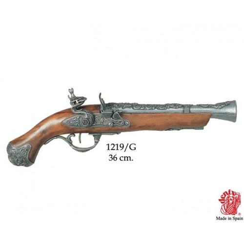 Pistola inglese XVIII secolo