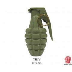 Bomba a mano Mk2 Verde