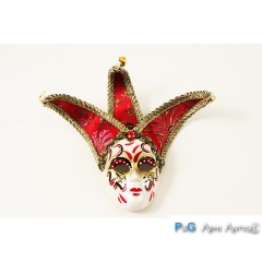 Maschera in resina