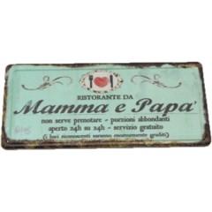 "CALAMITA ""MAMMA E PAPA'"""