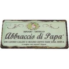 """CALAMITA """"ABBRACCIO DI PAPA'"""""""