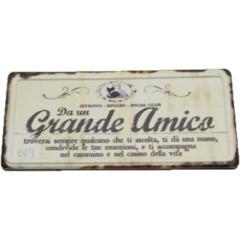 "CALAMITA ""GRANDE AMICO"""