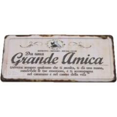 "CALAMITA ""GRANDE AMICA"""