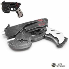 PISTOLA OVERWATCH IN FOAM NERA