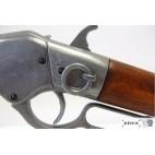 Carabina modello 66 Winchester USA 1866 (cassa argentata).